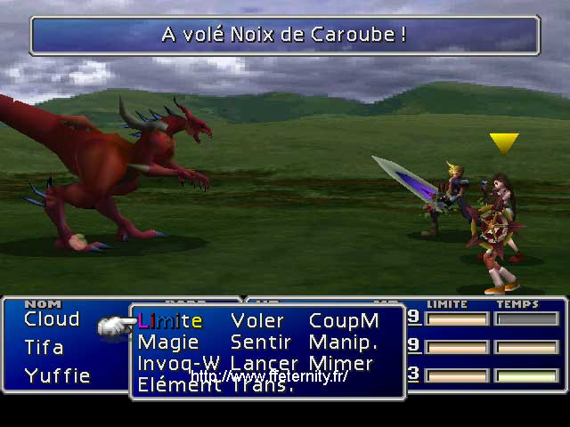 Screenshot Thumbnail / Media File 6 for Final Fantasy VII [NTSC-U] [